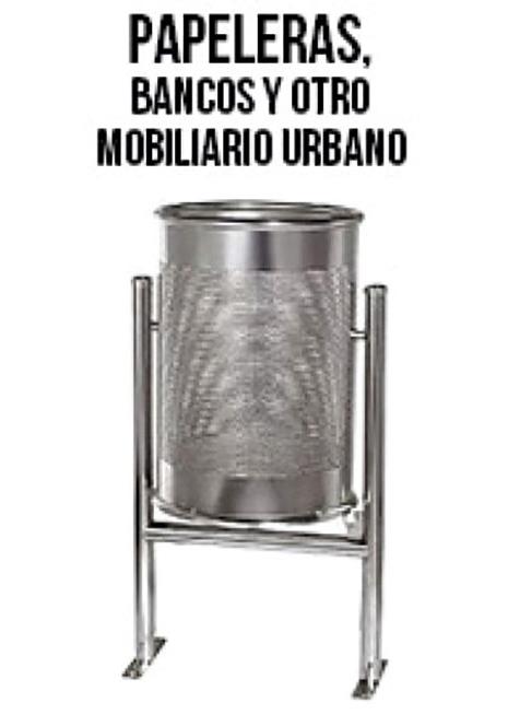 Protección urbana: papeleras