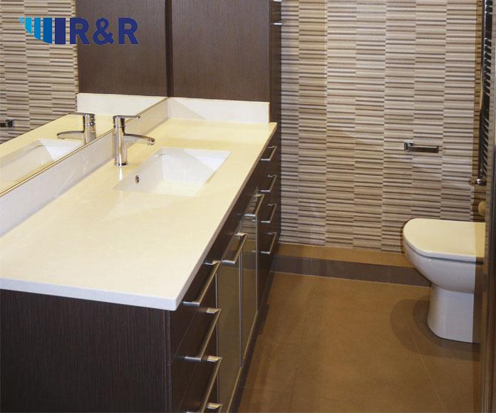 Reformas de cuarto de baño - R&R Reformas Vila-real SL