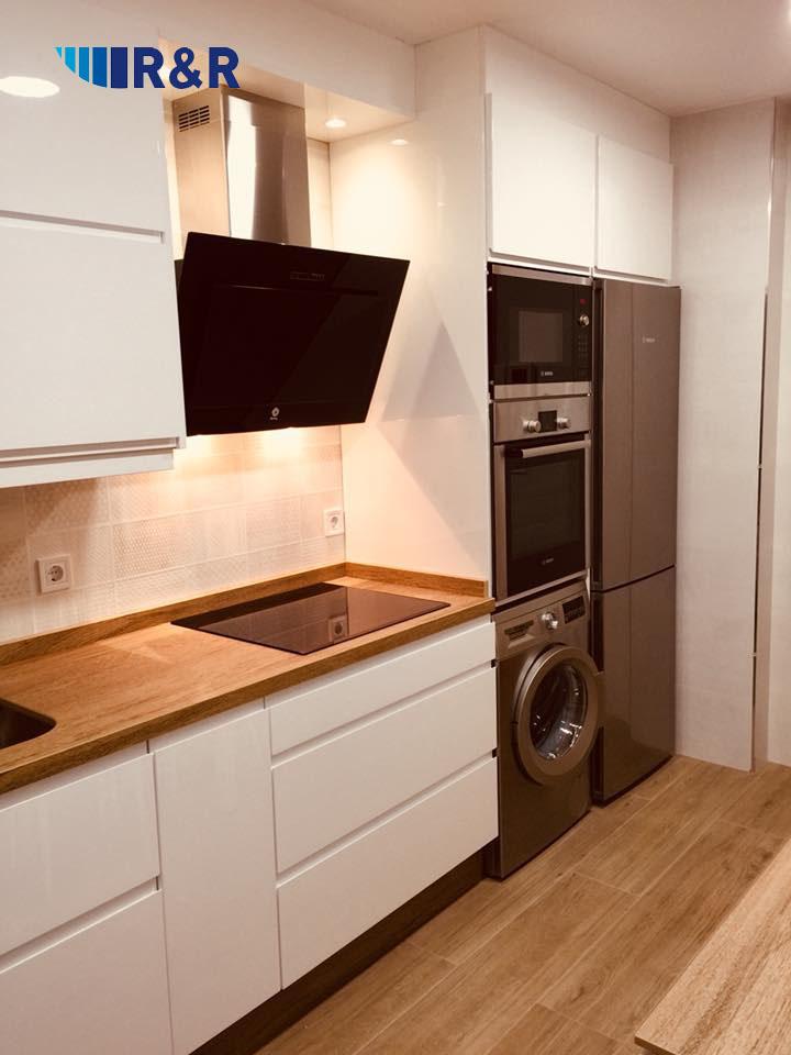 Plan Renhata Cocina - R&R Reformas Vila-real